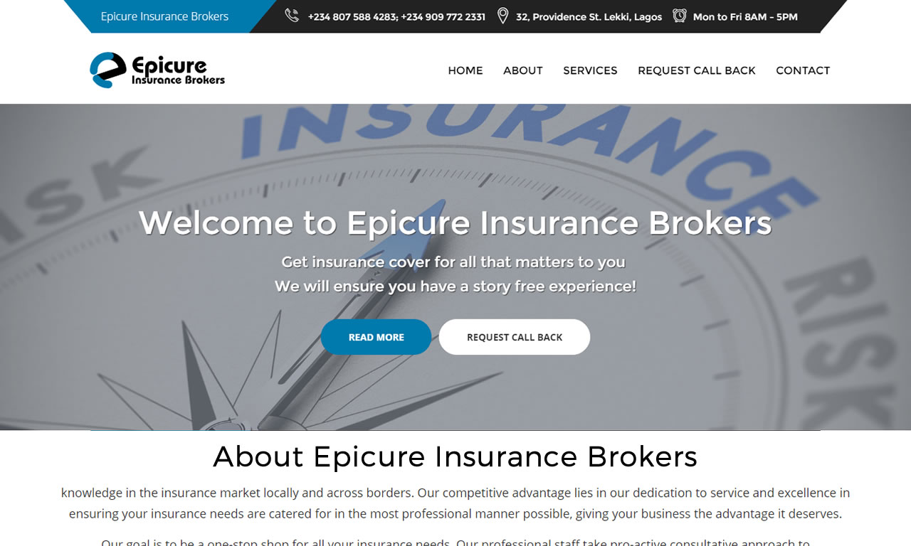 Epicure Insurance Brokers